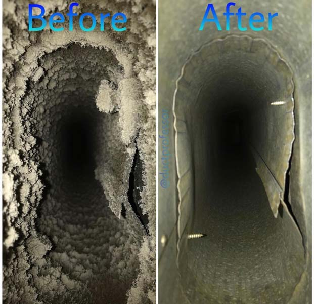 Office Air Duct Cleaning